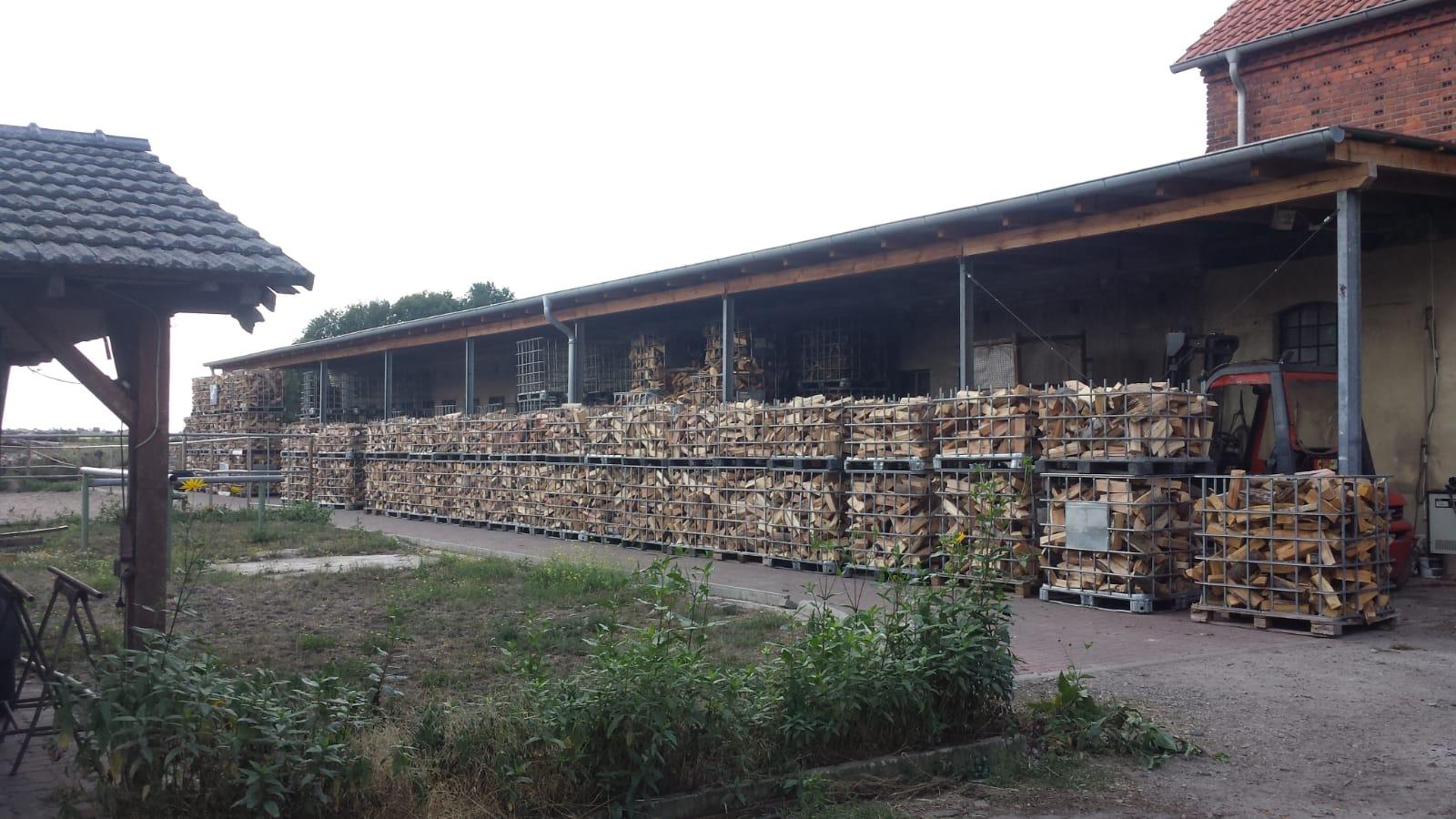 Holzbriketts Wolfsburg